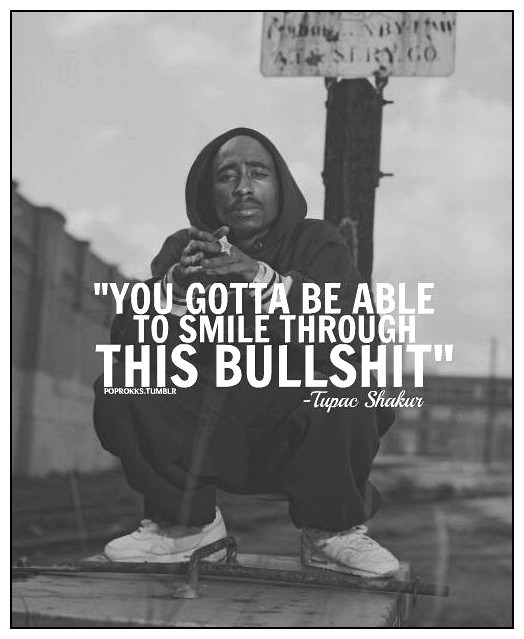 Tupac Quotes You Gotta Be Able