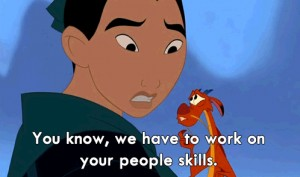 You Know We Have Mushu Quotes