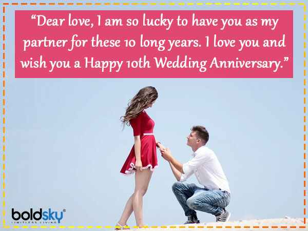 Dear Love I Am 10 Year Anniversary Quotes